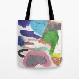 Colors 1 Tote Bag