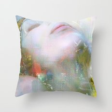 Melody of you Throw Pillow