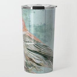 House Finch Travel Mug