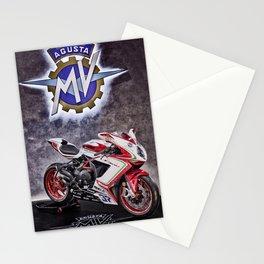 MV AGUSTA F3 800 RC Stationery Cards