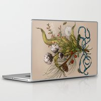 north carolina Laptop & iPad Skins featuring North Carolina Memories by Jessica Roux