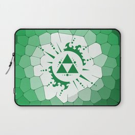 Legend Of Zelda Triforce Laptop Sleeve