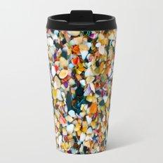 Crushed Sea Shells Travel Mug