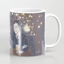 The Golden Trio Coffee Mug