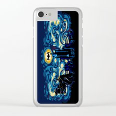 Starry Knight iPhone 4 4s 5 5c 6, pillow case, mugs and tshirt Clear iPhone Case