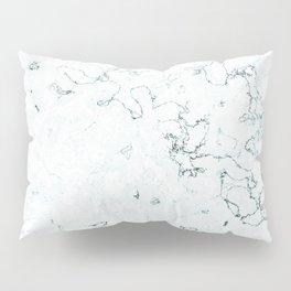 Marble Elegance Pillow Sham