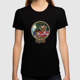 food fight T-shirt