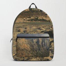 Crete, Greece Backpack