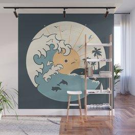 OCN LP... Wall Mural
