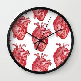 Open Heart Surgery Wall Clock