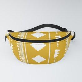 Southwestern Yellow Fanny Pack