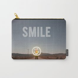 H.S. SMILE Carry-All Pouch