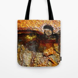 meEtIng wiTh IrOn no28 Tote Bag