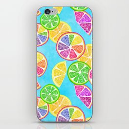 Hey Fruit Slice iPhone Skin