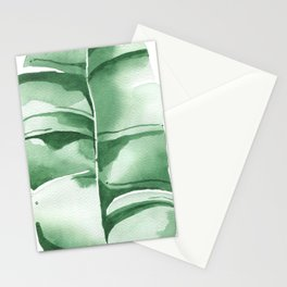 Banana Leaf no.8 Stationery Cards
