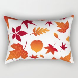 Fallen leaves Rectangular Pillow