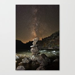 Balanced Canvas Print