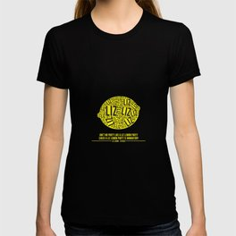 30 rock - liz lemon T-shirt