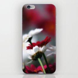 Blumenwiese iPhone Skin