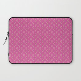 Fearless Female Pink Laptop Sleeve
