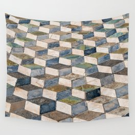 Pompeii Floor Wall Tapestry