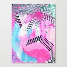 rain, again Canvas Print