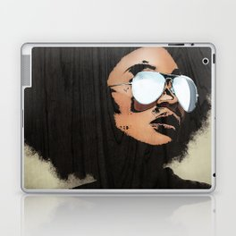 Venus Afro 02 Laptop & iPad Skin
