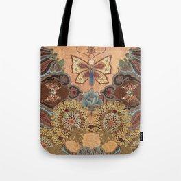 Luminous Garden Tote Bag