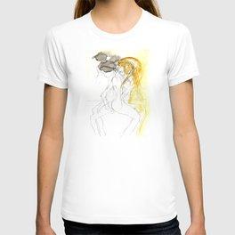 sketch II T-shirt