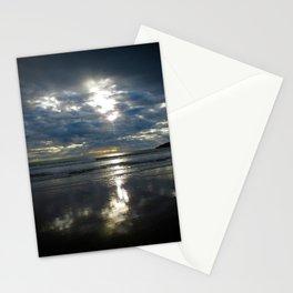 Moeraki Beach Sunrise Stationery Cards