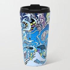 Swimming in the mind Travel Mug