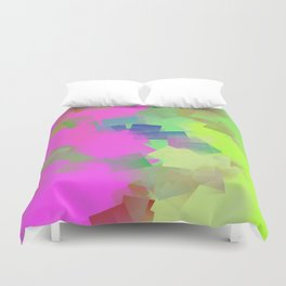Laughing dices ... Duvet Cover