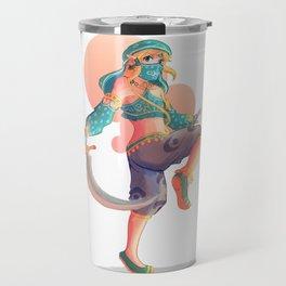 Breath of the Wild: Link Gerudo Travel Mug
