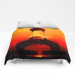 Lighthouse romance Comforters