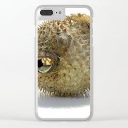 Puffer Clear iPhone Case