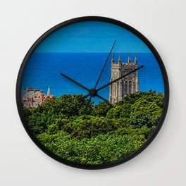 Cromer Church Tower St Peter & St Paul Norfolk Wall Clock
