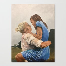 The Notebook: Norah and Allie Canvas Print