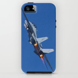F14 -VF 101 - 'Into the Wild Blue' iPhone Case