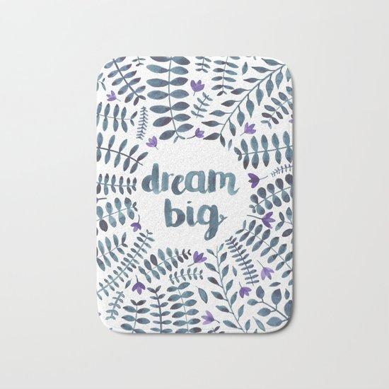 Dream Big! Bath Mat