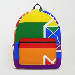Pineapple & Pride Backpack