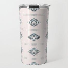 Chic Classique (viridian green) Travel Mug