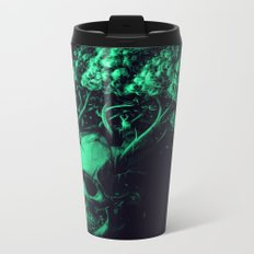 The End Is the Beginning Metal Travel Mug