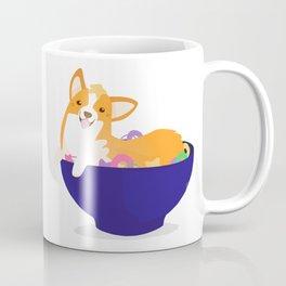 Cereal Corgi Coffee Mug