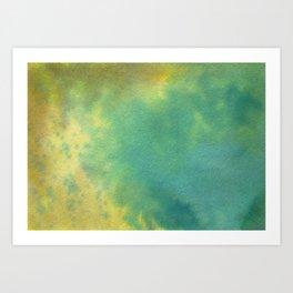 Abstract No. 356 Art Print