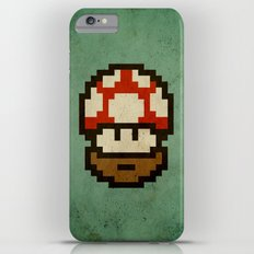 Bearded mushroom iPhone 6 Plus Slim Case