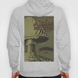 Vectorized Art Design with Mushroom The Brothers box Illustrated,Allman-3500 Vectored,Band-4350 - Dreams set Hoody