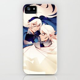Choose Your Path iPhone Case