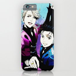 Yuri on Ice iPhone Case