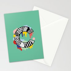 C for …. Stationery Cards