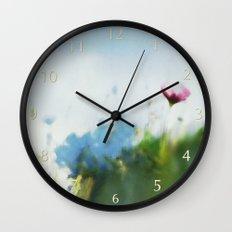 Sunny Sonja Wall Clock